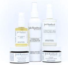 Laat je haar en huid maar aan Josh over! http://www.greyunlimited.nl/josh-rosebrook-een-nieuwe-naam-in-beautyland/