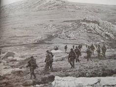 Falklands Falklands War, Major General, Military History, Snow, Painting, Outdoor, War, Soldiers, Islands