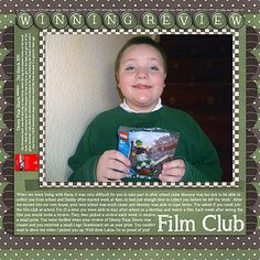 Winning Review by Lukasmummy, via Flickr
