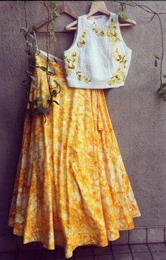 Designer lehenga yellow lehenga readymade blouse lehenga choli for women fancy lehenga Indian l Lehnga Dress, Lehenga Blouse, Lengha Choli, Anarkali, Lehenga Skirt, Sarees, Indian Lehenga, Lehenga Designs, Indian Dresses