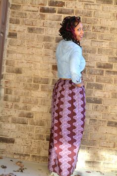 Ankara and Chambray
