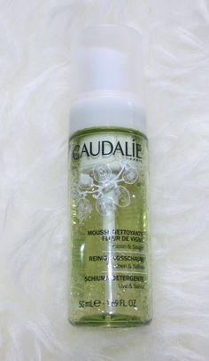 Caudalie Espuma limpiadora Shampoo, Personal Care, Bottle, Beauty, Cleanser, Skin Care, Fat, Products, Salvia
