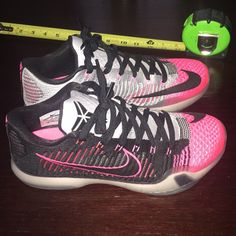 brand new 6b211 a1db5 Nike Shoes   Nike Kobe Sneakers- New Condition, Worn Once   Color  Black Pink    Size  9