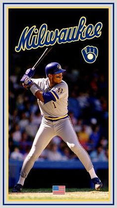 Milwaukee Brewers, Icons, Baseball Cards, Sports, Hs Sports, Excercise, Sport, Exercise