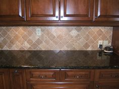 Beautiful Teal Kitchen Backsplash Spacewood Kitchens