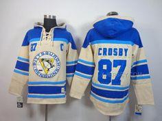 http://www.xjersey.com/nhl-penguins-87-crosby-cream-hooded-jerseys.html Only$50.00 NHL PENGUINS 87 CROSBY CREAM HOODED JERSEYS #Free #Shipping!