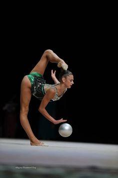 Alexandra SOLDATOVA (Russia) ~ Ball @ AGF Trophee Kazan 2016 ☺️☺️ Photographer Oleg Naumov.