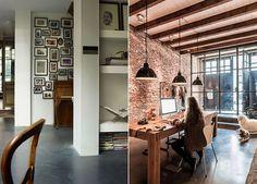 Tendencias: una casa holandesa decorada al estilo indus... | Conkansei.com