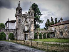 Pazo de Oca na Estrada. Pontevedra. Galicia. Spain
