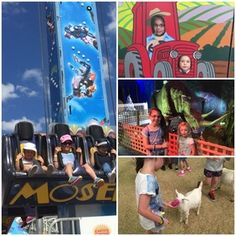 The Sydney Royal Easter Show 2015. Little Opinions reviews the show and shares their top pics from the day.