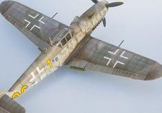 1/32 Bf-109 G6