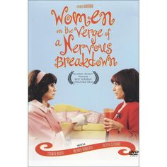 Women on the Verge of a Nervous Breakdown (dvd_video)