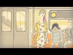 Cómo usar una bufanda según Coach (animación)