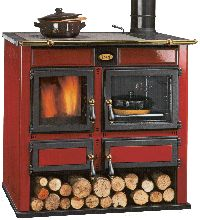 Yes, a wood stove-Antique Stoves & Antique Stove Restorations - Pot Belly, Franklin