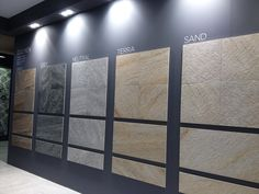 #Dolmen is our new stone effect porcelain tile collection and you can find it in ✋ shades.