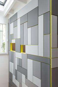 Private House, Paris, 2014 - Julie Rosier Architecture