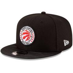 57cac94b1ed   Men s Toronto Raptors Mitchell   Ness Black Satin Trucker Adjustable Snapback  Hat