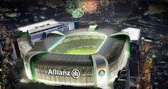 Allianz Parque quer ter um dos melhores projetos de acessibilidade ~ PcD On-Line