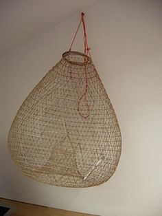 Nassa fish basket, Gozo (courtesy of Hilary Burns)