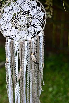 Dreamcatchers, Boho Chic, Decorations, Diy, Home Decor, Crochet Dreamcatcher, Mandalas, Decoration Home, Bricolage