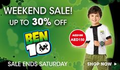 Weekend Double Sale - Ben 10 & Girls Dresses - Take Off