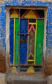 Resultado de imagen de fotos de puertas en yemen
