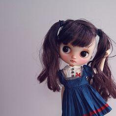 #contessamargherita #blythe #blythecustom #customblythe #doll #chuthings #k07 #k07doll