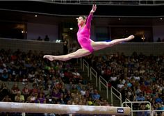 Kyla Ross (Gym-Max) 2012 Olympic Trials