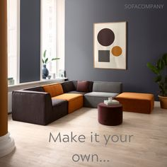 Happy Monday beautiful people 🌞  New week, new energy. Try a pop of colour in your space  Our range consists of beautiful statement pieces, PLUS you can design your own statement piece on our super-cool 'Make Me' feature on our website - where you can select your fave style, fabric and leg options - talk about 'one-of-a-kind' with your signature all over. . .   Visit our showrooms in Cape Town or Kramerville to see different fabrics or you can order your swatches online Can Design, Design Your Own, Office Sofa, New Week, Different Fabrics, Happy Monday, Home Bedroom, Cape Town, Your Space