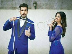 Suyash Rai and Kishwer Merchant Pre-wedding photoshoot