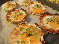 Denny Chef Blog: Capesante al forno