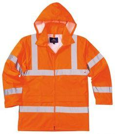 Deux Tons Hi Vis Hoodies sécurité fleecesweatshirt de marque WORK Tops GO//RT Jumpers