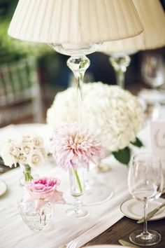 Crisp tabletop view by HMR Designs | Three Nails Photography
