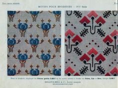 Gallery.ru / Фото #2 - DMC_Motifs_pour_broderie - vimiand