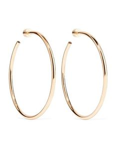 Jennifer Fisher Earrings In Gold Jennifer Fisher, World Of Fashion, Luxury Branding, Gold Earrings, Women Accessories, Shopping, Jewelry, Jewellery Making, Gold Pendants