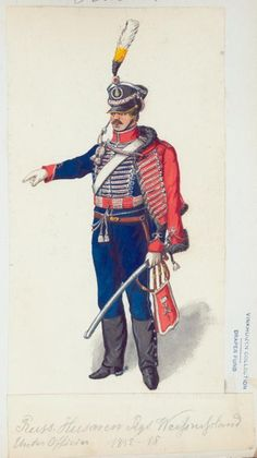 Bielorussian detachment. 1812-15.
