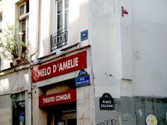 Space Invader, Invader, Street Art, Paris, France