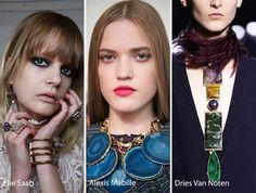 Fall 2016, Jewelry Trends - World of the Woman