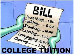 """Actually... This is equivalent to the """"miscellaneous"""" charge that even financial aid doesn't know what it's for."""