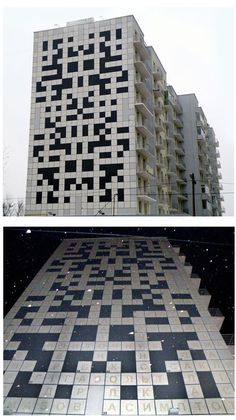 Crossword Puzzle House