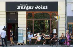 Tommi's Burger Joint à Berlin, Berlin Good burger