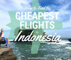 Here's my little travel hack for finding cheap flights to Indonesia! Once you get the hang of it you'll be shocked at how much you can save!
