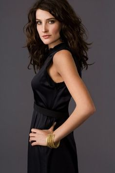 """Cobie Smulders from """"How I Met Your Mother"""""""