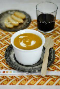 Nella cucina di Ely: La crema di zucca al curry di Leopoldina
