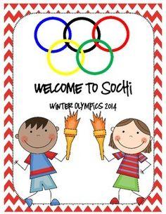 Sochi Winter #Olympics Unit