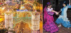 Marina d'Or, La Ciudad del Flamenco Un evento que contará con flamenquito, sevillanas, y actividades rodeadas de en un gran ambiente de feria. Todo esto con un amplio programa de animación. Escápate a Marina d'Or y vive toda la mágia de la Feria de Abril