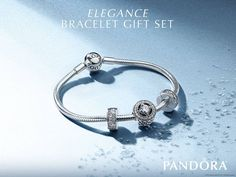 Give a gift that will show off her true personality. The Elegance Bracelet Gift Set is both glamorous and stunning just like she is. $195 (retail value $245 retail). While supplies last.  No substitutions.