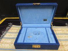ROLEX WATCH BOX MONTRES ROLEX S.A.-GENEVE SUISSE 51.00.02,  FREE SHIPPING  #Rolex