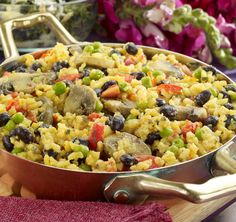 Veggie Paella Recipe - Spry Living