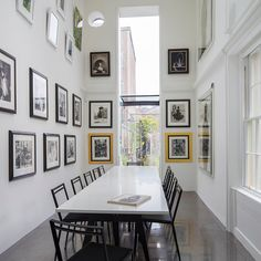 Architect Jake Moulson's renovated Georgian townhouse is a true one-of